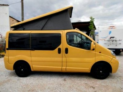 Pop Top Camper Van The All Purpose Camper Van Conversion