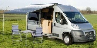 Slide out camper awning- one of the most common camper awnings