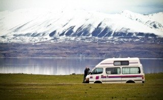 Discovering the world with a camper van rental