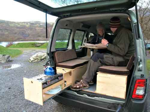 Camping Box For Small Campers