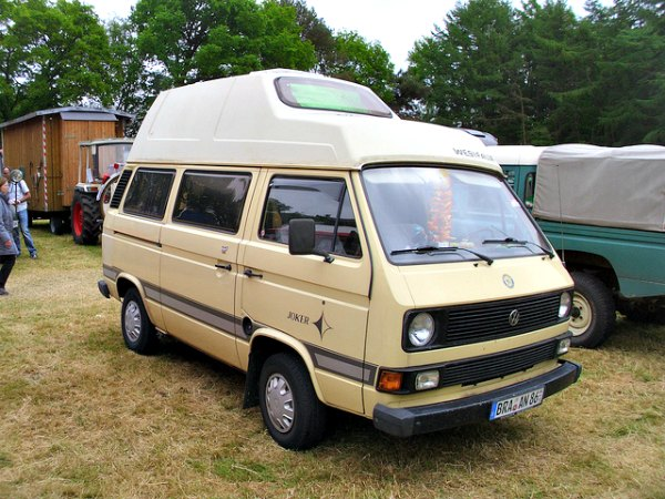 Westfalia Joker or Vanagon in the US.