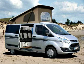 ford camper van global camper van conversions. Black Bedroom Furniture Sets. Home Design Ideas