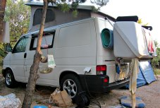 Camper accessories