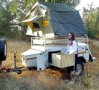 & Adventure Trailers - 4x4 Outdoor World Camping
