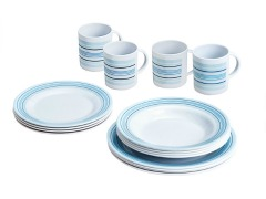 Camping cups and plate