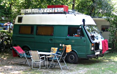 Citroen camper van conversio