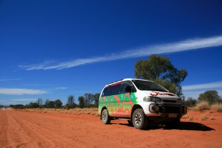 4X4 camper van rentals will take further and deeper in the Australian Outback