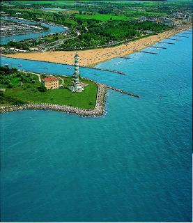 Camping Jesolo and Lido di Jesolo on a beautiful stretch of fine sandy beach, just a few minutes from Venice, Italy.