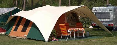 The Dutch Holtcamper trailer tent