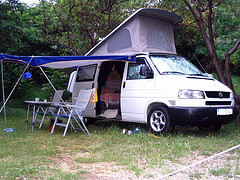 Homemade-camper
