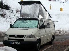 Insulation for winter pop top van camping.