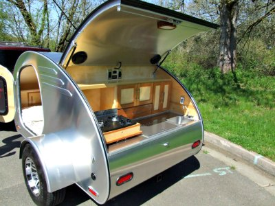 teardrop camping trailers small camper trailers - Small Camper Trailer