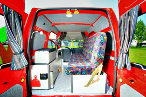 travel camper vans