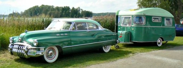 Vintage Travel Trailers And Campers