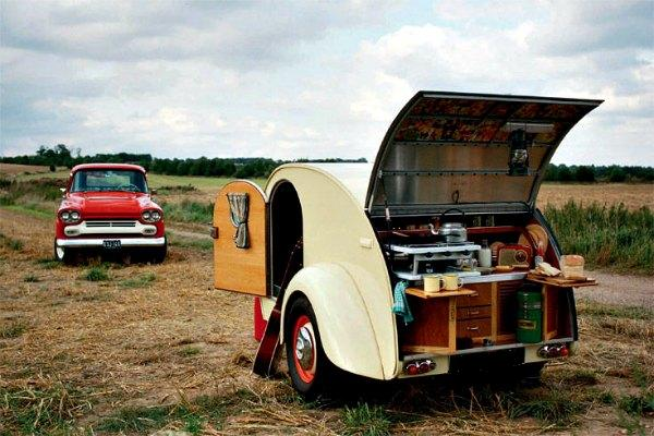 Vintage Travel Trailers And Vintage Campers