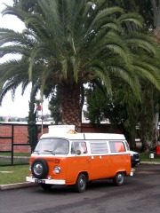 Volkswagen Bay Window T2