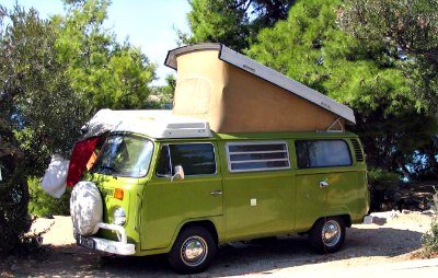 Volkswagen Westfalia baywindow camper van conversion