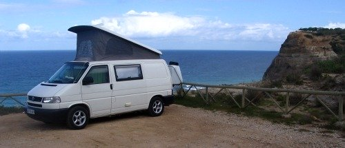 Volkswagen Reimo conversion used camper van.