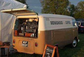 Monkshood Coffee Van