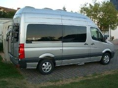 Used campervans for sale